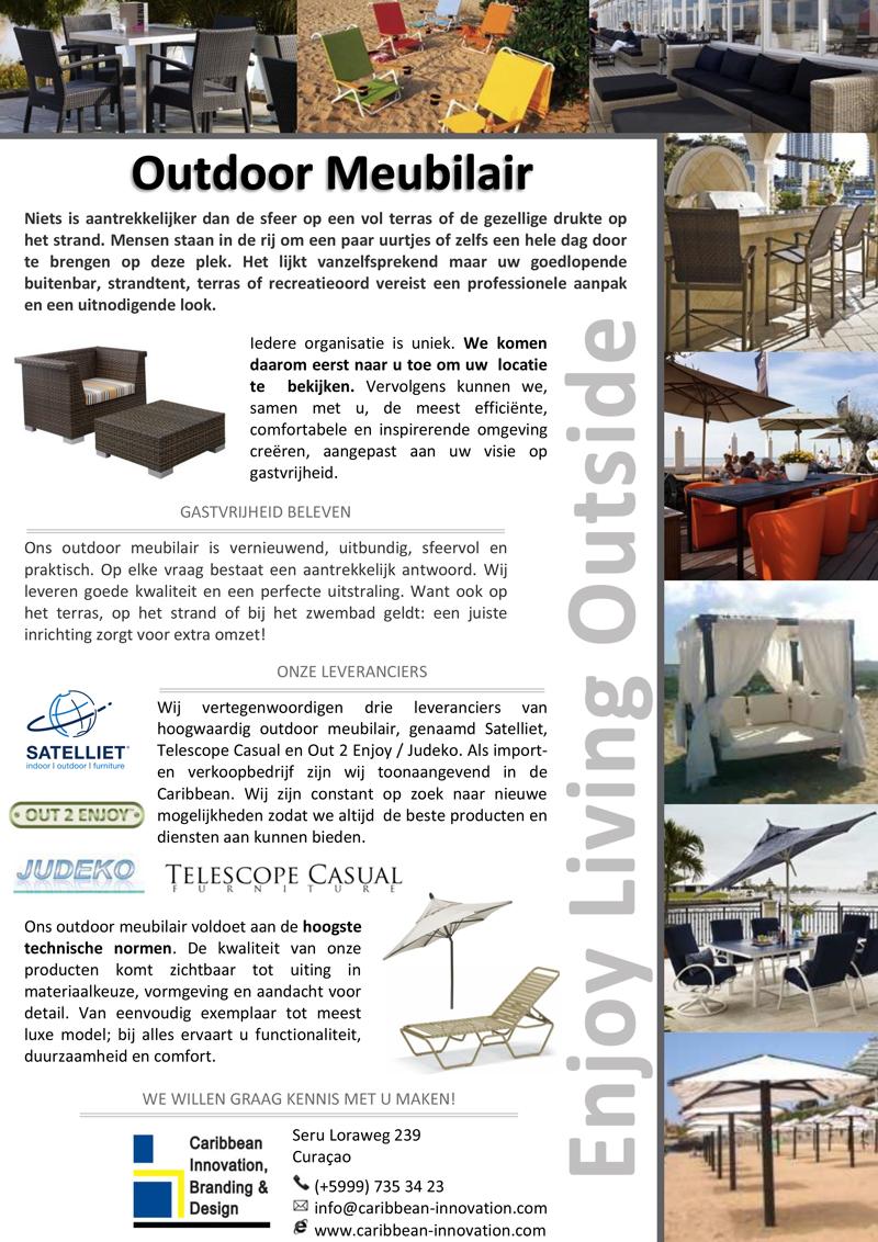 Ergonomie Keuken Horeca : Outdoor Meubilair Caribbean Innovation, Branding & Design Curacao